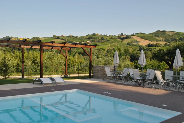 Appartement In Agriturismo Met Pool 7