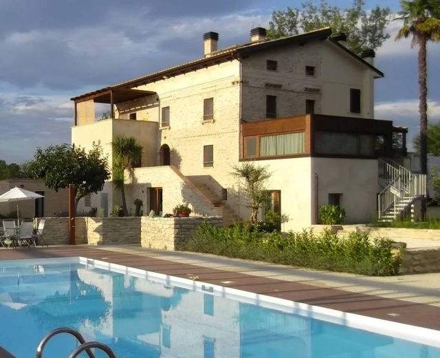 Appartement In Agriturismo Met Pool 9b