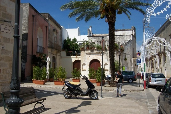 Appartement In La Specchia Puglia4