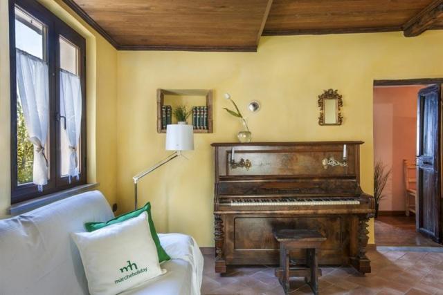 Appartement In Villa Acqualagna 1