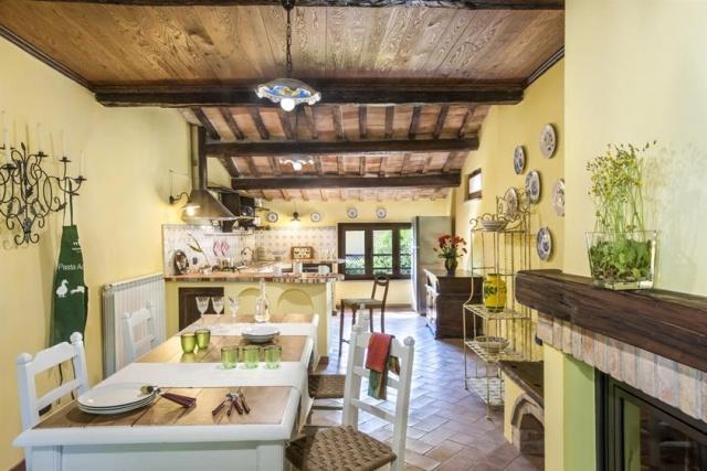 Appartement In Villa Acqualagna 3