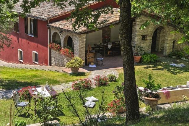 Appartement In Villa Acqualagna 37