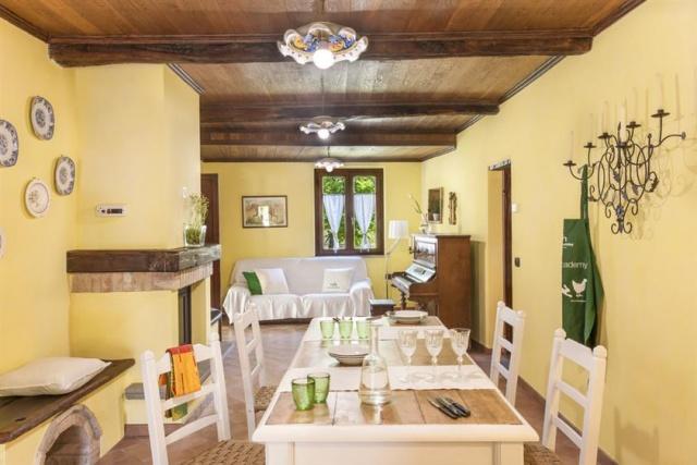 Appartement In Villa Acqualagna 4