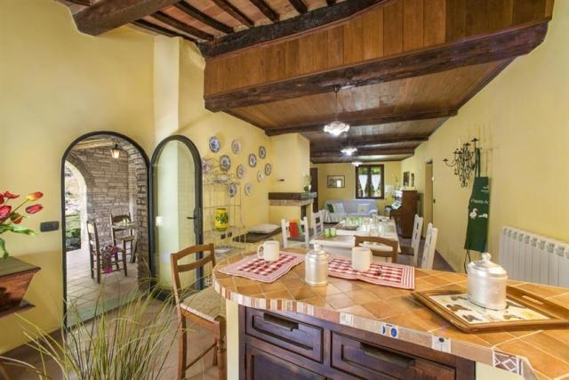 Appartement In Villa Acqualagna 6