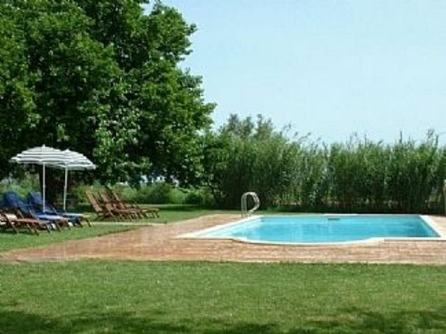 Appartement In Villa Cingoli 1d