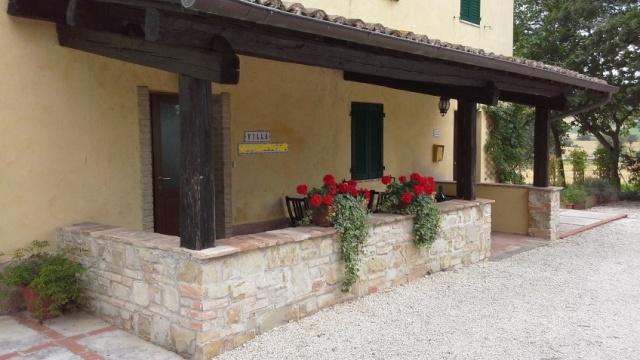 Appartement In Villa Cingoli 1g