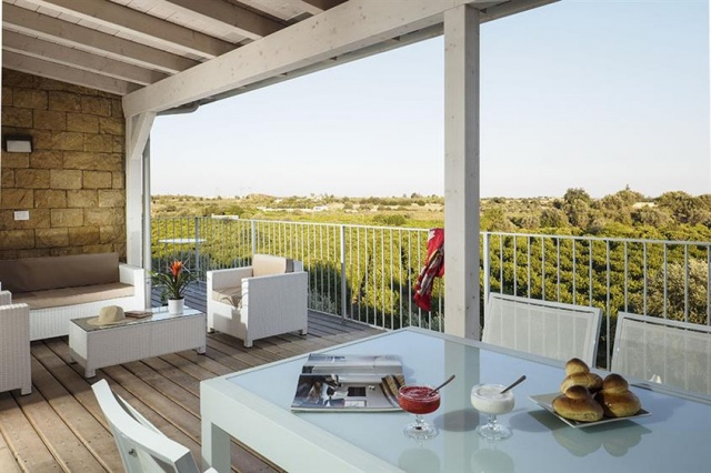 Appartement In Villa Noto Sicilie 32