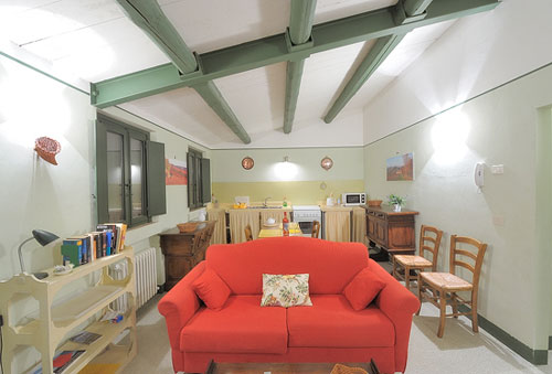 Appartement Vlakbij Strand Le Marche 53