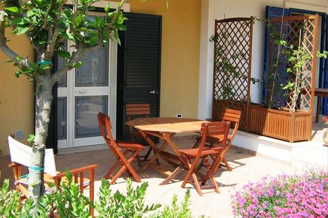 Appartement Voor 4p Vlakbij Strand Porto Cesareo 2