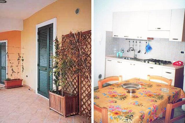 Appartement Voor 4p Vlakbij Strand Porto Cesareo 3