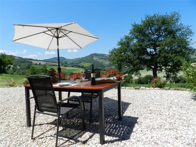 Appartement Zwembad Le Marche 48a