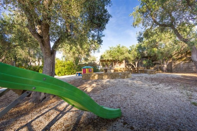 Appartement Zwembad Vlakbij Zee Puglia 38