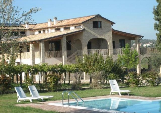 Appartement Agriturismo Abruzzo 1