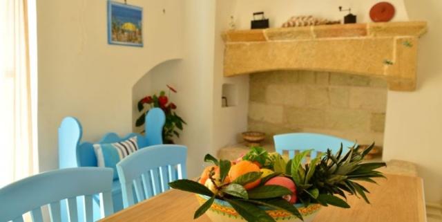 Appartement In Patu Zuid Puglia 30a