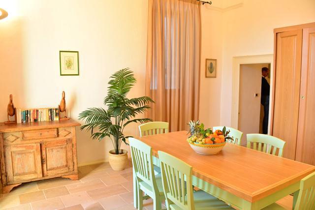 Appartement In Patu Zuid Puglia 41
