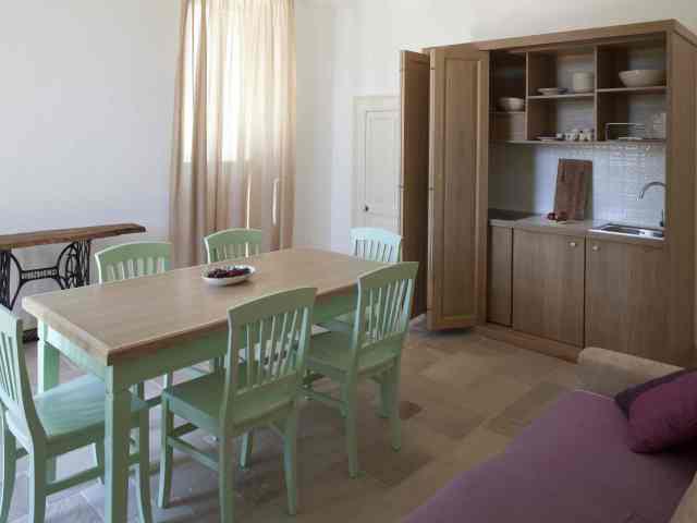 Appartement In Patu Zuid Puglia 43