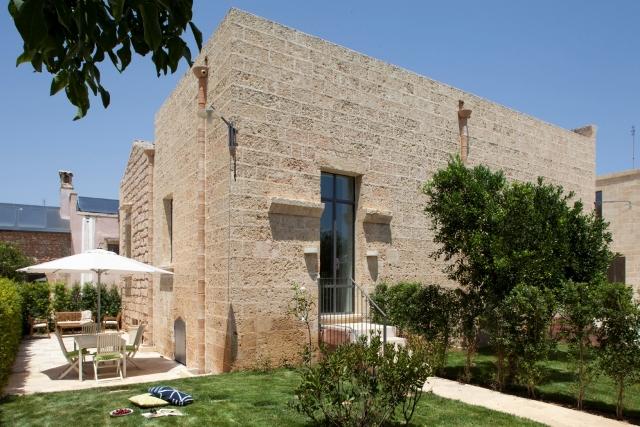 Appartement In Patu Zuid Puglia 49