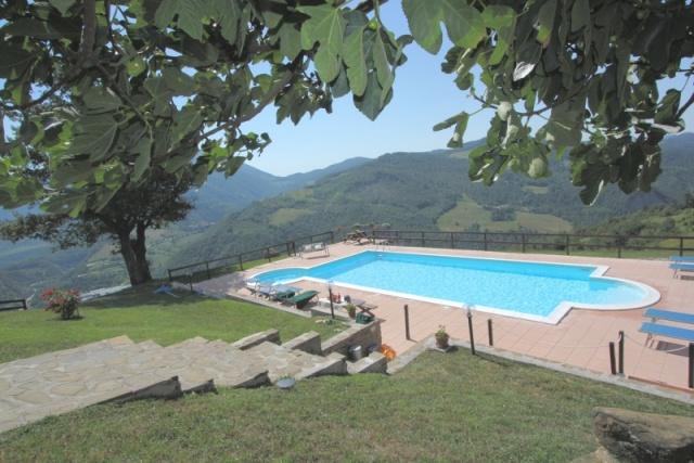 Appartement In Villa Met Groot Zwembad In Le Marche 16