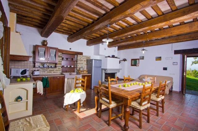 Appartement In Villa Met Groot Zwembad In Le Marche 22