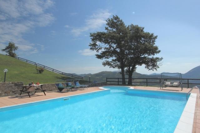 Appartement In Villa Met Groot Zwembad In Le Marche 3