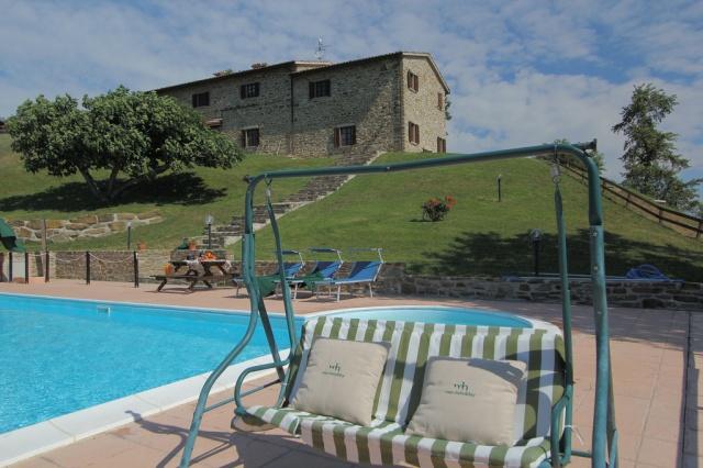 Appartement In Villa Met Groot Zwembad In Le Marche 4
