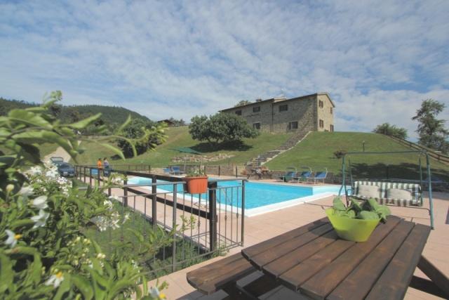 Appartement In Villa Met Groot Zwembad In Le Marche 5