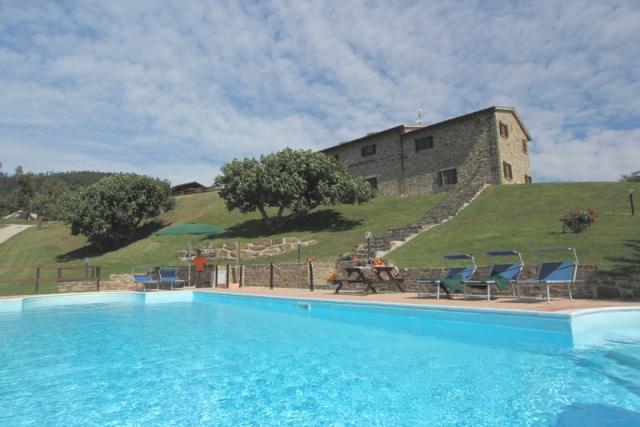 Appartement In Villa Met Groot Zwembad In Le Marche 6