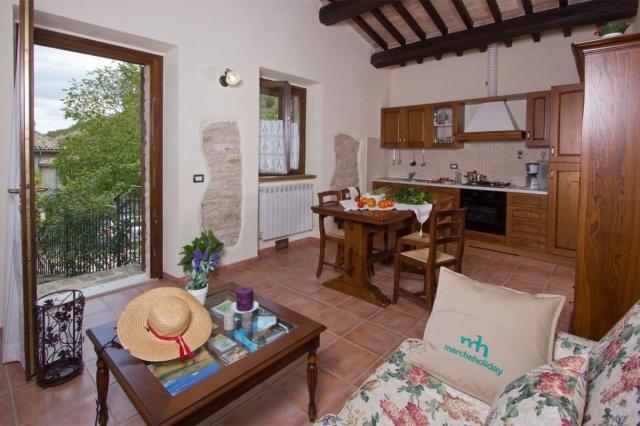 Appartement In Vrijstaande Villa In Noord Le Marche 18