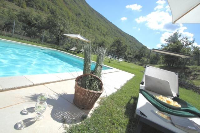 Appartement In Vrijstaande Villa In Noord Le Marche 31