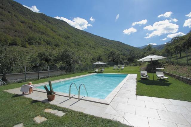 Appartement In Vrijstaande Villa In Noord Le Marche 36