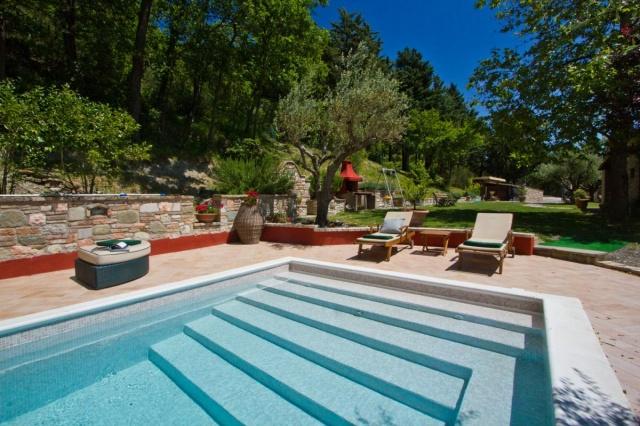 Appartement Met Zwembad In Villa Le Marche 20