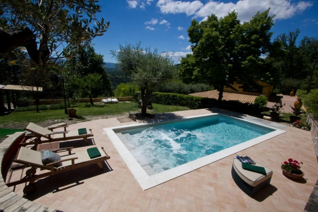 Appartement Met Zwembad In Villa Le Marche 21