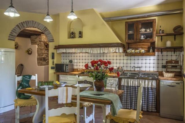 Appartement Met Zwembad In Villa Le Marche 23