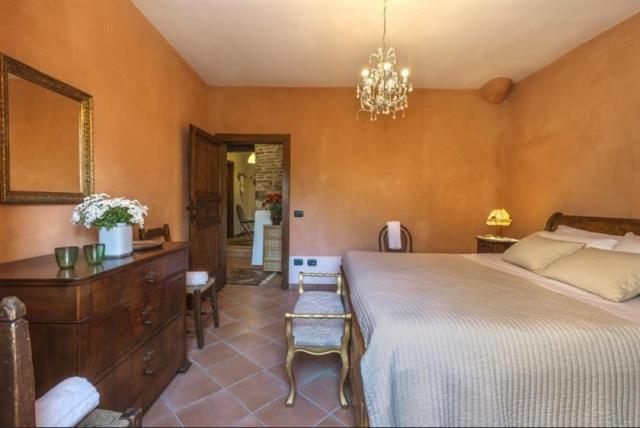 Appartement Met Zwembad In Villa Le Marche 26