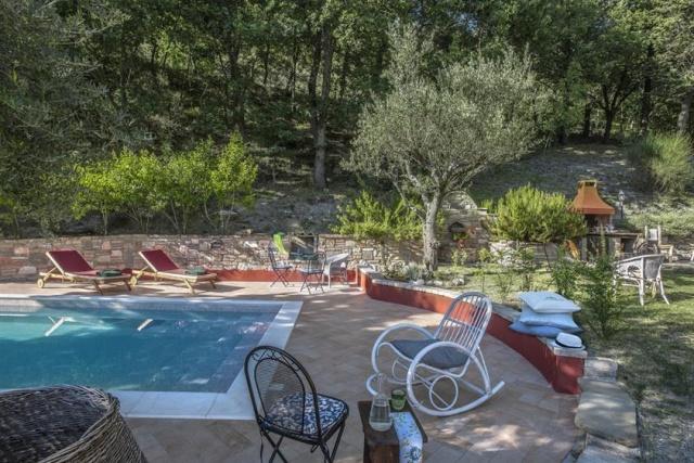Appartement Met Zwembad In Villa Le Marche 30