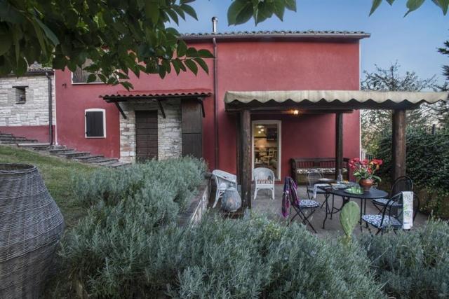 Appartement Met Zwembad In Villa Le Marche 33