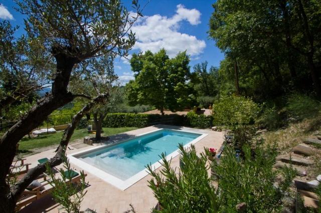 Appartement Met Zwembad In Villa Le Marche 5