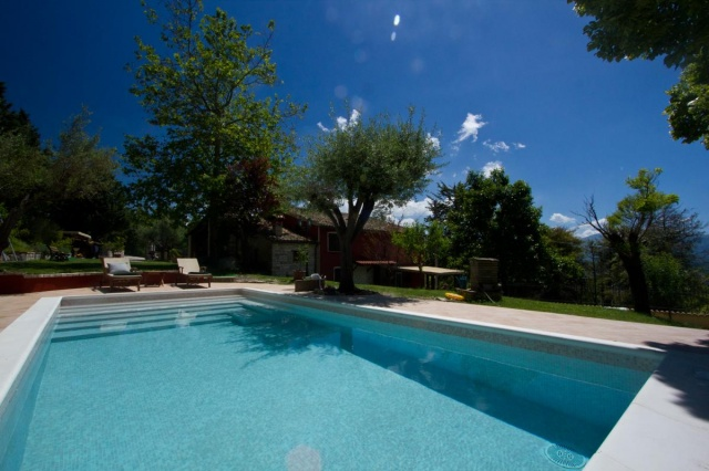 Appartement Met Zwembad In Villa Le Marche 7