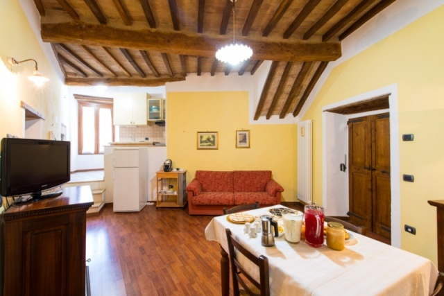 Appartement Met Zwembad Vlakbij Acqualagna 13