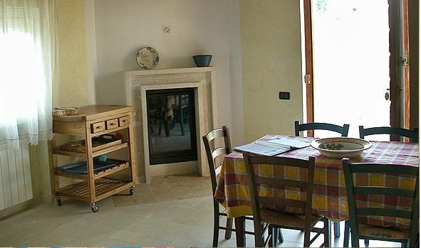 Appartement Op Landgoed In Abruzzo