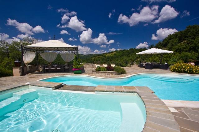 Appartementen Met Zwembad Bij Apecchio Le Marche 2