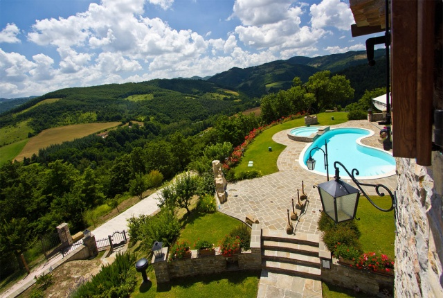 Appartementen Met Zwembad Bij Apecchio Le Marche 22