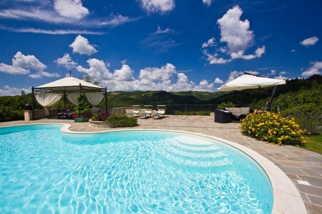 Appartementen Met Zwembad Bij Apecchio Le Marche 4