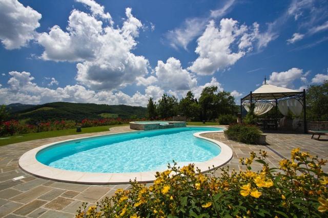 Appartementen Met Zwembad Bij Apecchio Le Marche 8