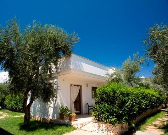 Appartementencomplex Aan Zee Puglia 1a