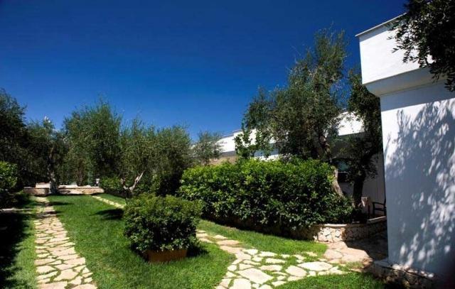Appartementencomplex Aan Zee Puglia 2