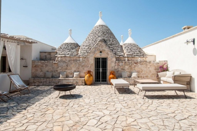 Authentieke Trullo 10p Pool Puglia 10