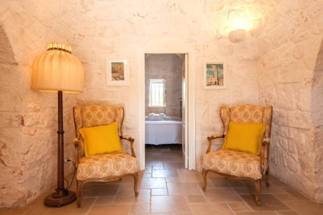 Authentieke Trullo 10p Pool Puglia 13