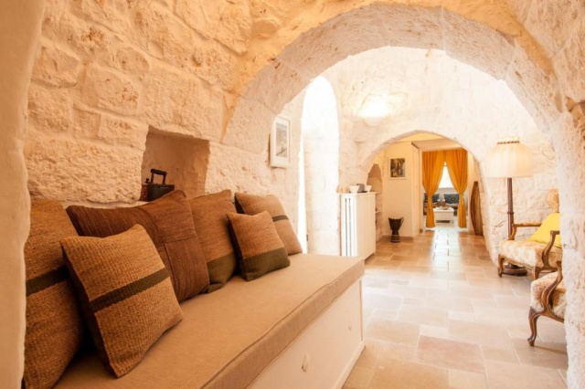 Authentieke Trullo 10p Pool Puglia 14
