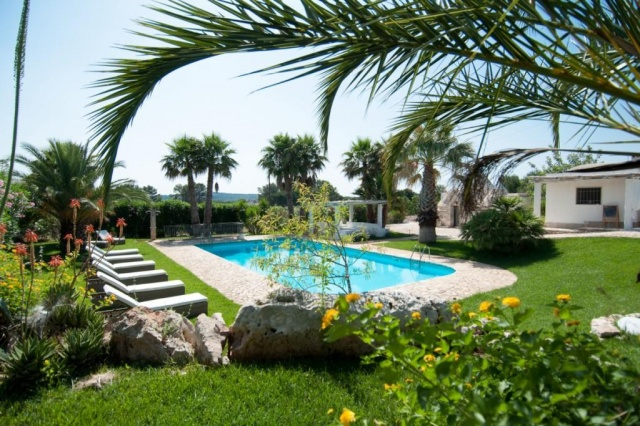 Authentieke Trullo 10p Pool Puglia 2